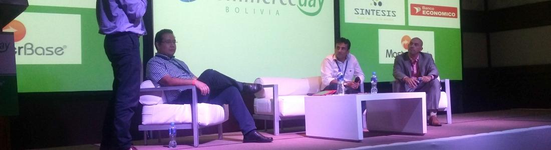 Más de 450 personas participaron de la primera versión del eCommerce Day Bolivia 2015
